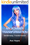 My Summer Transformation: Genderswap, Transformation