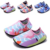 Sixspace Kids Water Shoes Swim Shoes Quick-Dry Barefoot Sock Shoes for Beack Swim Pool Yoga