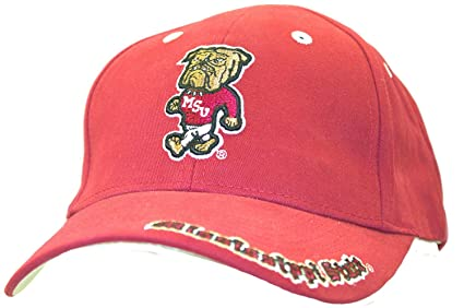f3bb7908b09 Amazon.com   NCAA Licensed Mississippi State Bulldogs Red ...