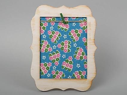 Amazon Com Decorative Frame Handmade Frame For Photo Home Decor
