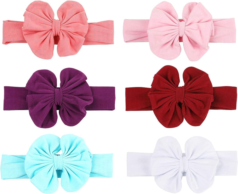Baby Headbands Girls Hair Bows Newborn Headbands
