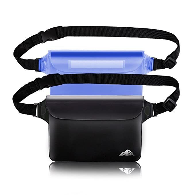 Amazon.com: HEETA - 2 bolsas impermeables con correa para la ...