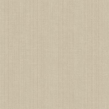 earth 7623 vlies-tapete einfarbig leinen fein beige braun stoff ... - Tapete Beige Braun