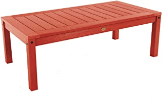 product image for highwood AD-DSCT1-RED Adirondack Conversation Table, Rustic Red