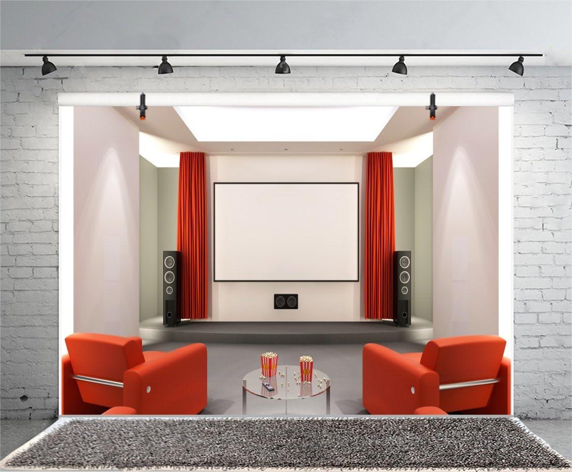 Amazon Com Leyiyi 8x6ft Photography Background Cinema Backdrop