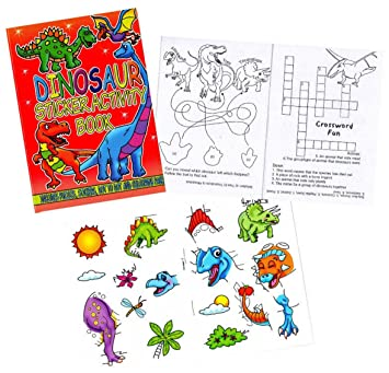 New Kids Children Activity Colouring Book Party Bag Fillers