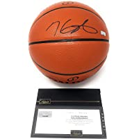 $199 » Kevin Durant Golden State Warriors Signed Autograph NBA Game Basketball Black Panini Authentic Certified