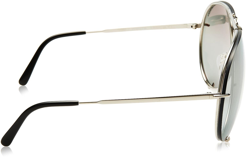 f7f022d9a20 Porsche Sunglasses P 8478 SILVER B P8478 69MM  Amazon.co.uk  Clothing