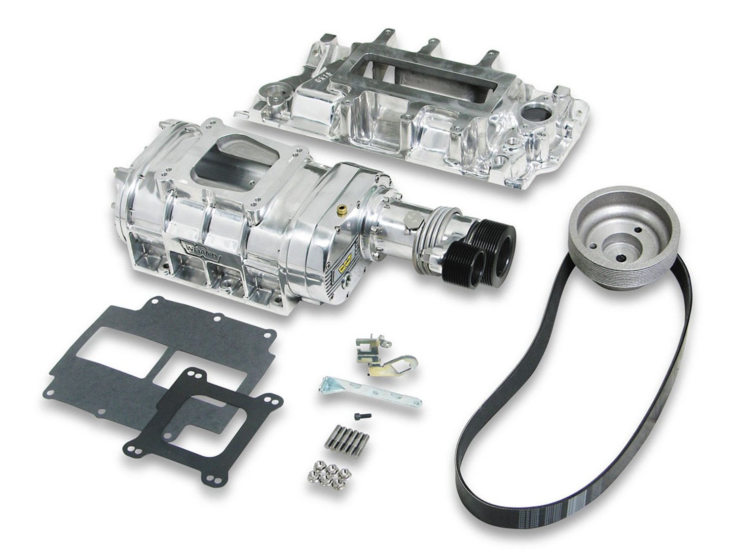 Weiand 65061 Pro-Street Supercharger Kit