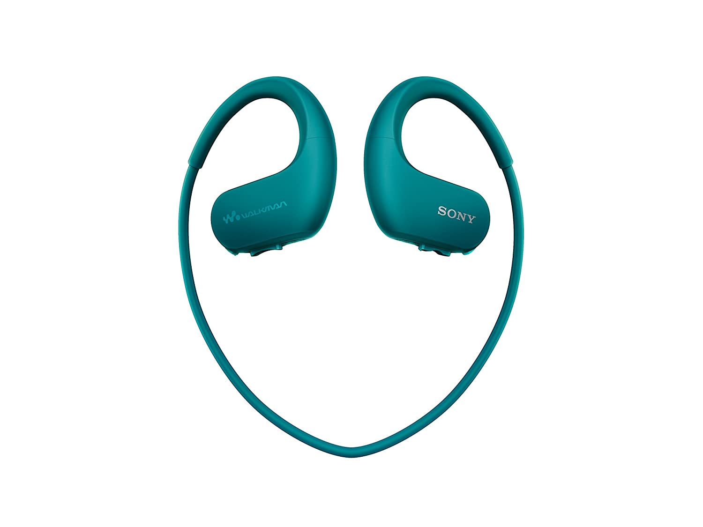 Auriculares sony NWWS413 azul