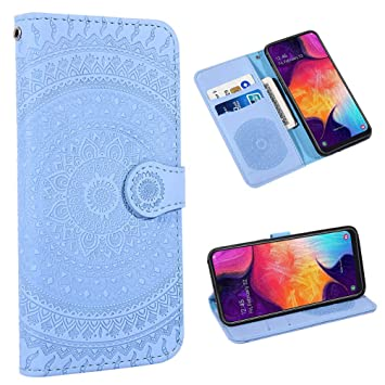 iAdvantec Funda para Samsung Galaxy A50, [Función de Soporte ...