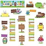 Creative Teaching Press Woodland Friends Classroom Jobs Mini Bulletin Board (1759)