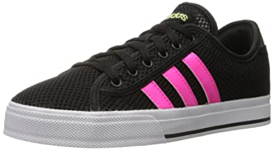 new style cb28a be4a1 Image Unavailable. Image not available for. Colour  adidas NEO Women s  Daily Bind Skate Shoes ...