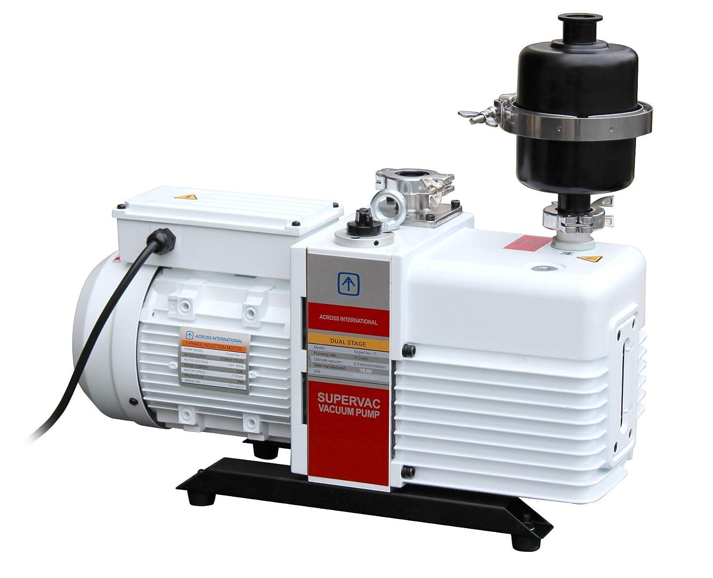 Ai Vacuum Pump UL/CSA Certified Ai SuperVac 11.3 cfm Corrosion-Resist 2-Stage Pump