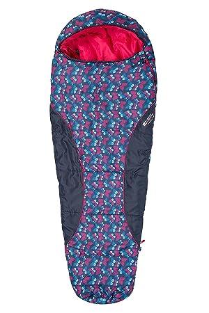 Sac de couchage Enfant randonnée camping Bivouac Apex Mini Sarcophage Momie - Turquoise xpEPQU0Z