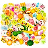 M-Gigi Random Squishy Cream Scented Slow Rising Kawaii Simulation Bread Children Toy, Soft Squishy Cake/Panda/Bread/Buns…