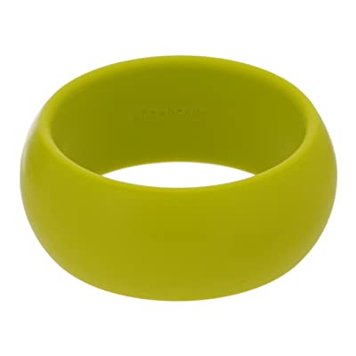 Chewbeads Charles Bangle - Chartreuse : Baby Teether Toys : Baby