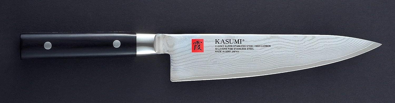 Compra Kasumi - Cuchillos Cocinero Acero Damasco, 20 cm VG ...