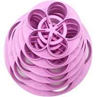 Plastic Rose Flower Cutters Set Fondant Cake Decor Gumpaste Flowers Modelling Tools for Cake Cupcake Toppers Decoration…