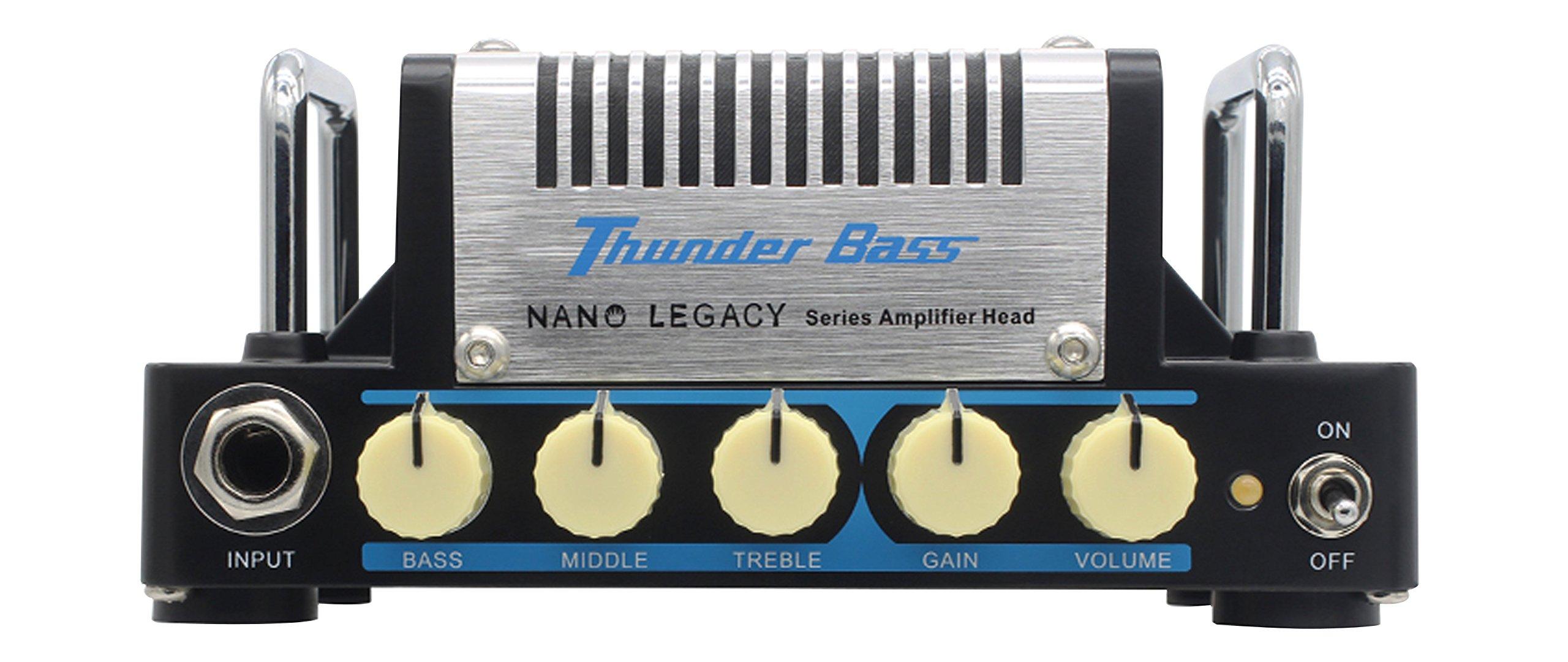 Hotone Thunder Bass 5 Watt Mini Bass Guitar Amplifier Head