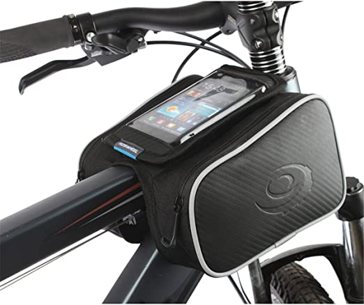 Funda de bicicleta para Iphone Holder Pannier Funda de Maletín ...