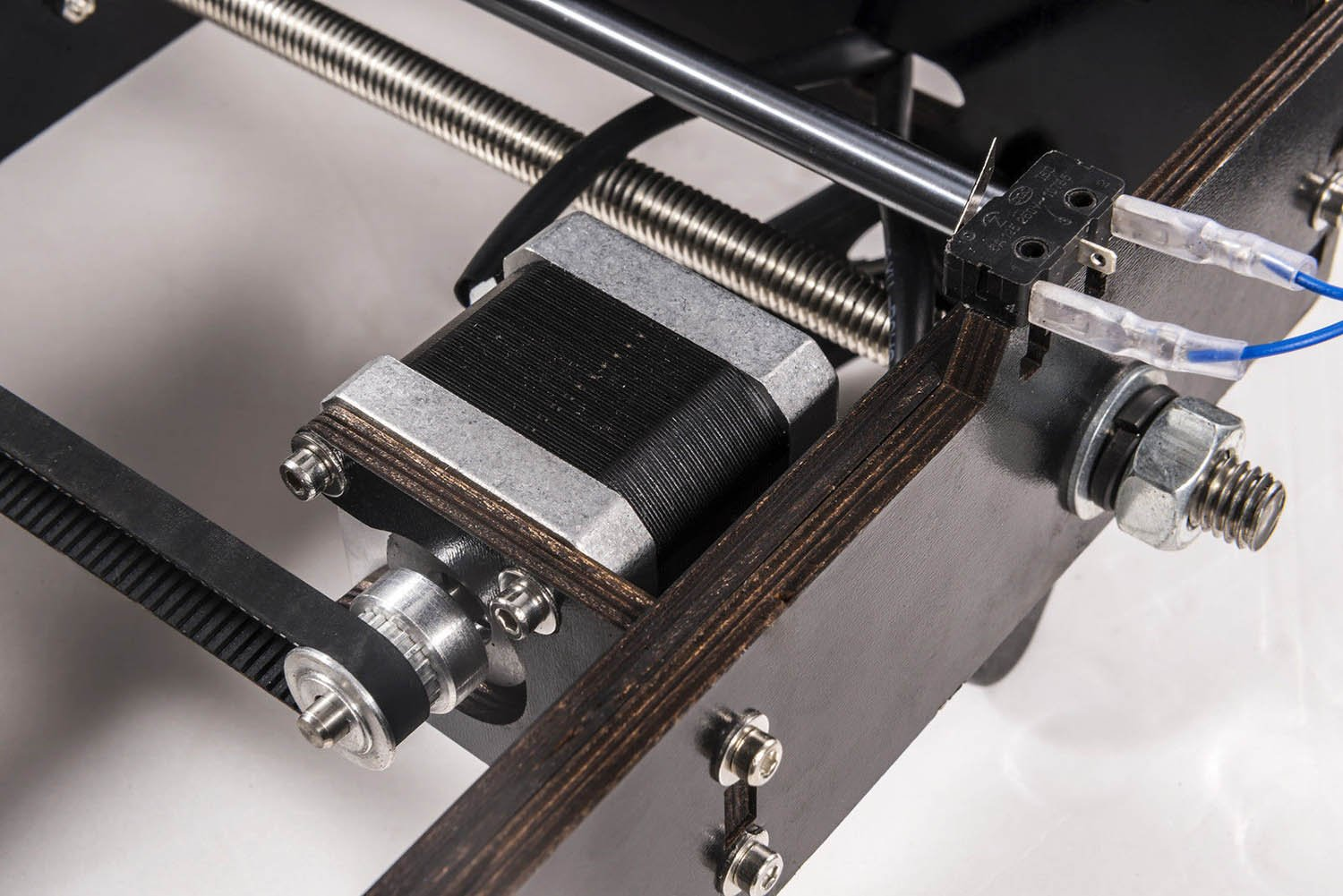 Win-Tinten Upgraded de alta precisión Reprap Prusa i3 DIY 3D ...