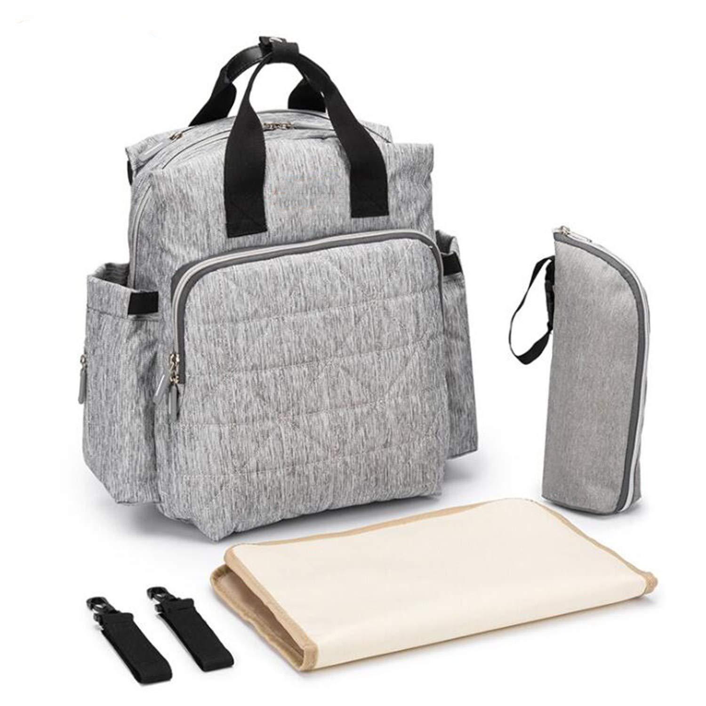 Mummy Bag Multi-Function Large Capacity Fashion Korean Mother Bag Waterproof Mom Package