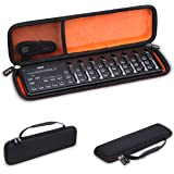 Mchoi Hard Portable Case Compatible with Korg nanoKONTROL2 Slim-Line USB Control Surface(Case Only)