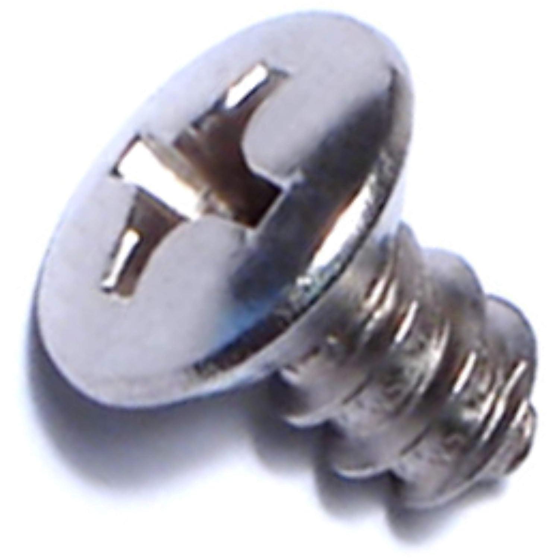 Hard-to-Find Fastener 014973522780 522780 Sheet-Metal-Screws 50 Piece