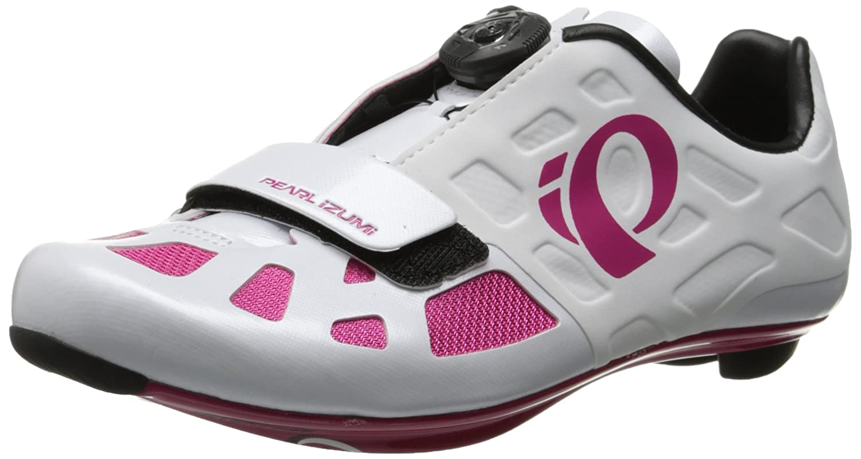 Pearl RD Izumi Elite RD Pearl IV Damen Rennrad Fahrrad Schuhe weiß Rosa 2016 40fd38