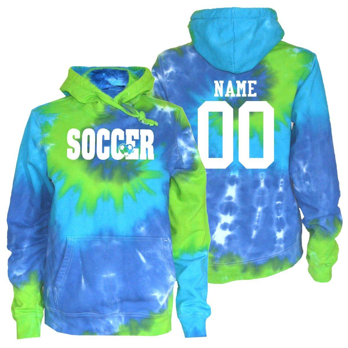 新品入荷 Jant GirlカスタムサッカーTie Dye Sweatshirt Medium – Twist Soccerロゴ Green B077QKGHD9 Adult Medium|Blue Green Twist Blue Green Twist Adult Medium, 足柄上郡:54f4cf61 --- svecha37.ru