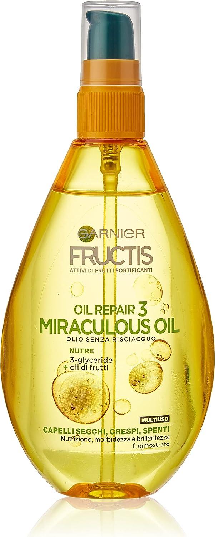 Garnier Fructis Oil Repair 3, dedicado al cabello seco, 150 ml