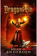 Dragonvein (Book Two) Kindle Edition