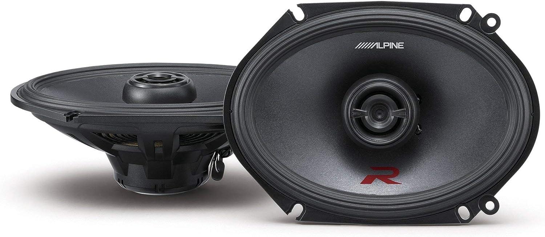 Alpine R-Series 6x8 Car Speakers