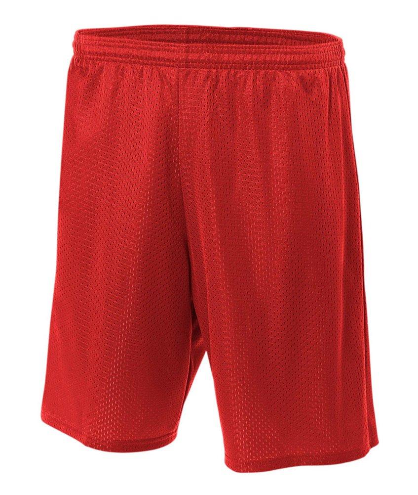 A4 Herren n5274 N5274-scr gefüttert Micromesh Shorts