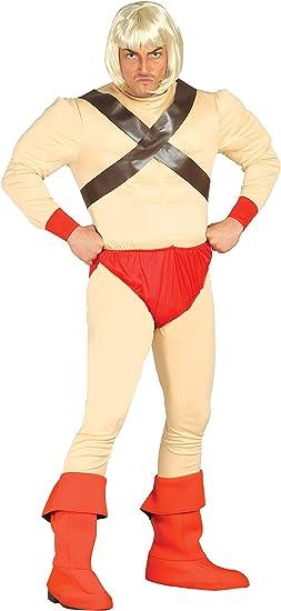 Disfraz de mono musculoso 4 en 1 adulto: Amazon.es: Juguetes y juegos