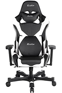 Clutch Chairz Crank Series Echo Gaming Chair (White)
