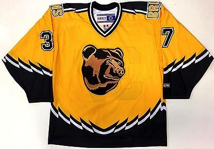 online retailer 5f3b7 824c4 Patrice Bergeron Boston Bruins Ccm Rookie Year 3rd Jersey ...