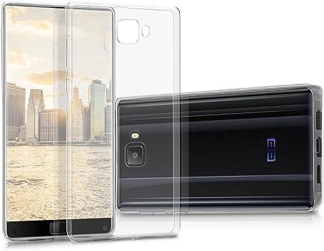 kwmobile Funda Compatible con Elephone S8: Amazon.es ...