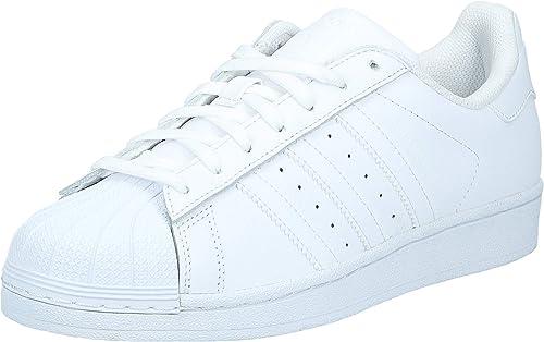 adidas superstar blanche noir