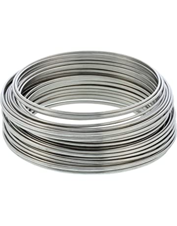 c4731b3160eb1 The Hillman Group 123114 Hillman 30  Stainless Steel Hobby Wire 19 Gauge