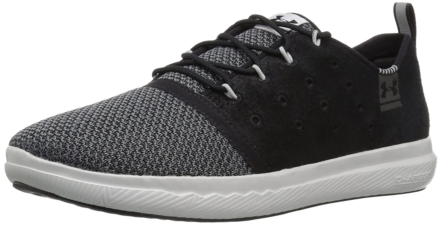 Under Armour Women's Charged 24/7 Low Exp Sneaker B0714DGC15 7 M US|Black (001)/Graphite