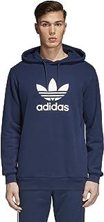 adidas Originals Mens Trefoil Hoodie Hooded Sweatshirt