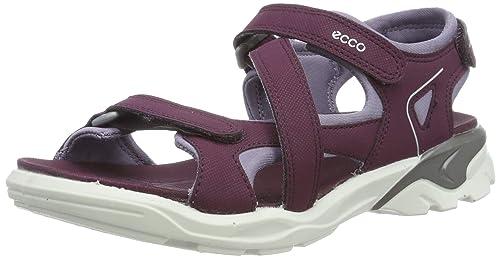 buy popular c2d2e ba8ce ECCO Mädchen Biomraft Peeptoe Sandalen: Amazon.de: Schuhe ...