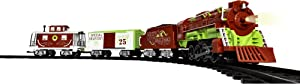 Lionel Home For The Holiday Battery-powered Model Train Set Ready to Play w/ Remote