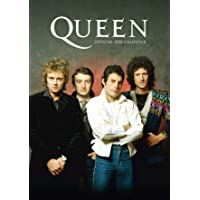 Queen 2020 Calendar - Official A3 Wall Format Calendar