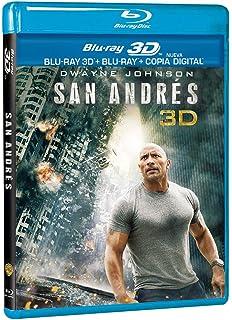San Andreas [USA] [Blu-ray]: Amazon.es: San Andreas: Cine y Series TV