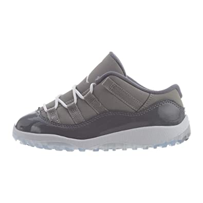 save off c0008 20d53 Amazon.com | Nike Kid's Jordan 11 Retro Low Medium Grey ...