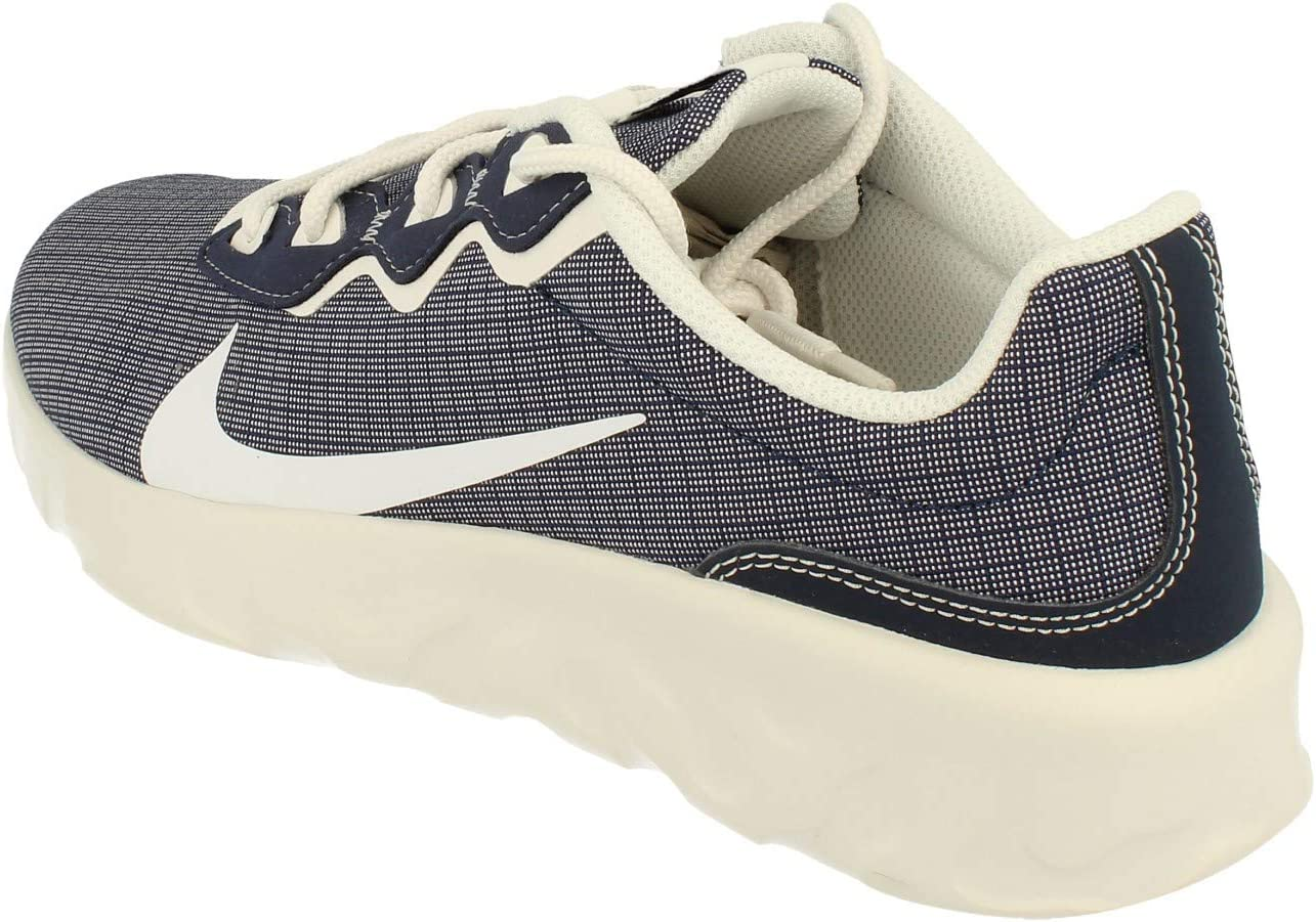 Nike Explore Strada Heren Running Trainers Cd7093 Sneakers Schoen Midnight Navy White 400