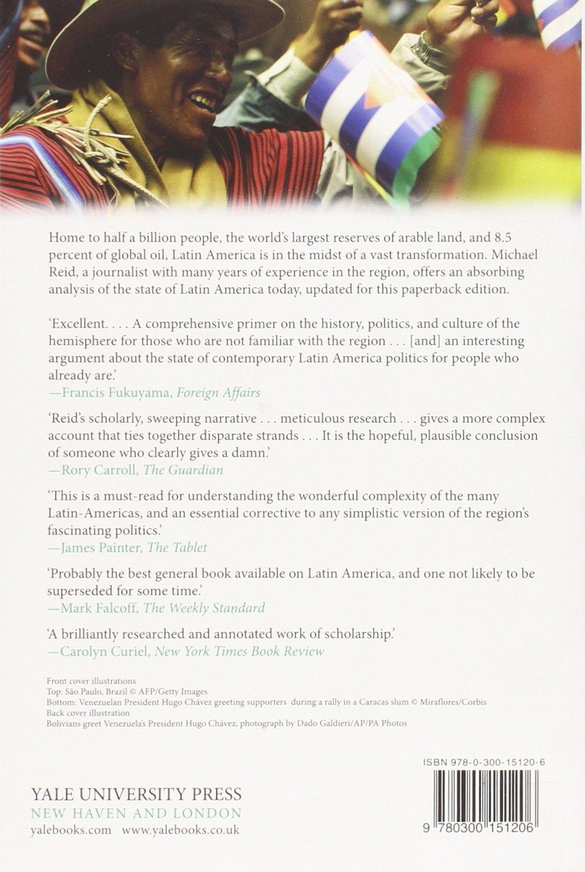 Forgotten Continent: The Battle For Latin America's Soul: Michael Reid:  9780300151206: Amazon: Books